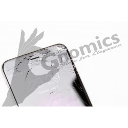 iPhone 7 Displaytausch, schwarz/weiß Display-Touchscreen-Glas Tausch Reparatur